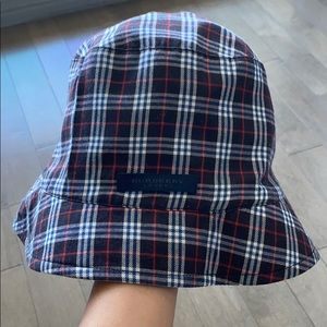 Authentic Burberry bucket hat